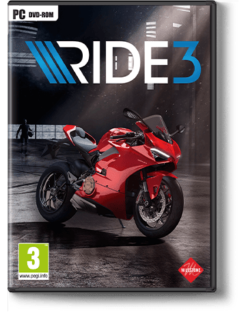 Ride 3 - Windows Pc & Steam
