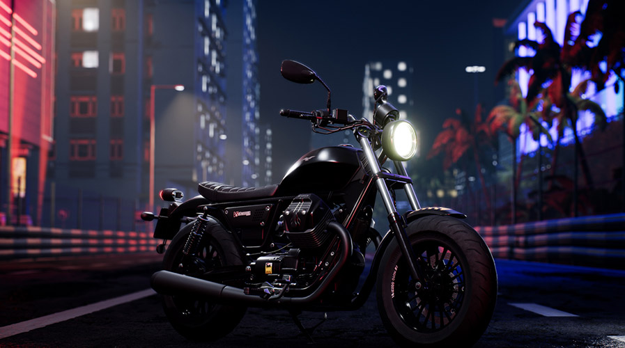 Ride 3 - screenshot